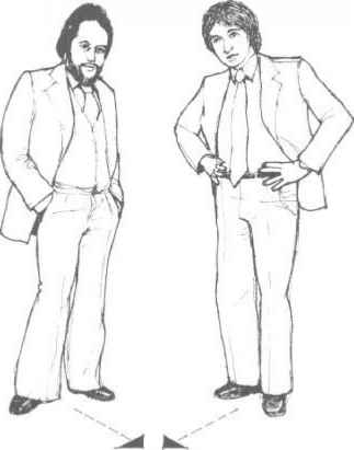 Figure 140 Body Language