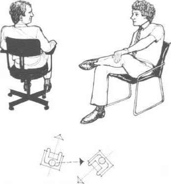 Interview Body Language Images