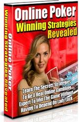 Online Poker Winning Strategies Revealed