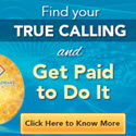 75% Commission! Get Paid To Follow Your True Calling