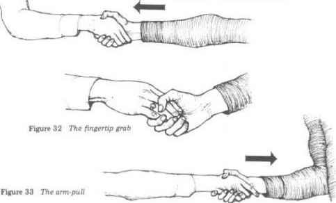 The Knuckle Grinder Hand Shakes