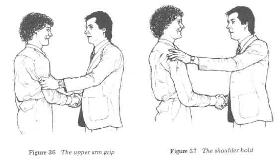 Handshake Body Language